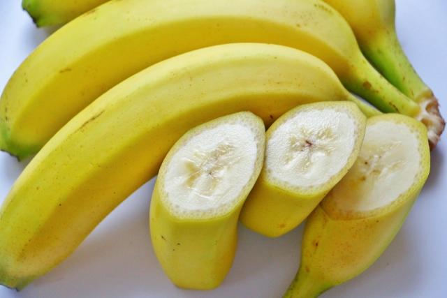 バナナとニキビ